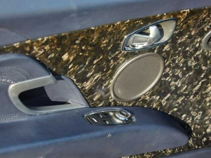 Aston Martin DB11 V12 TOUCHTRONIC III 8 rapports# Bodypack Black Ultramarine Black - 13