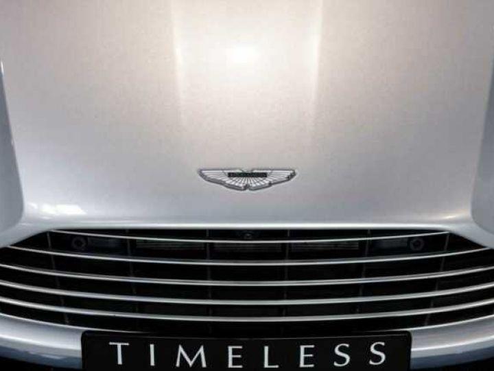 Aston Martin DB11 V8 Lightning Silver métal - 13