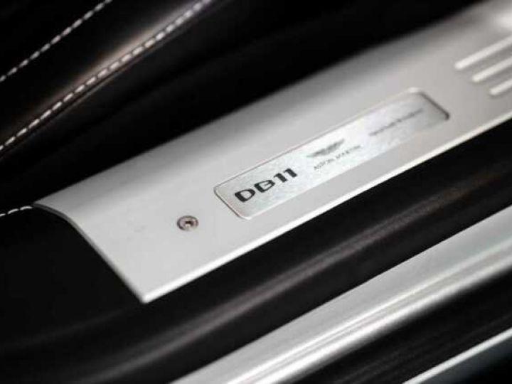 Aston Martin DB11 V8 Lightning Silver métal - 16