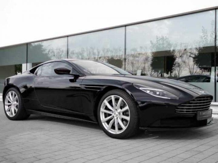 Aston Martin DB11 V8 Onyx Black - 2