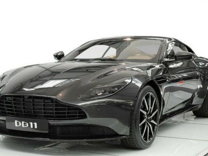 Aston Martin DB11 V8 4.0 Magnetic silver - 1