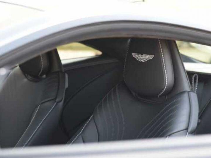 Aston Martin DB11 V8#PACK BLACK PLUS Tungsten Silver métal - 19