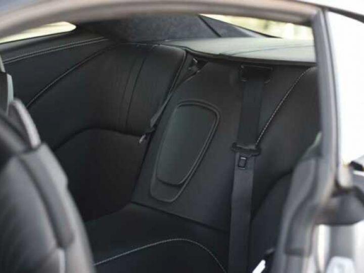 Aston Martin DB11 V8 #PACK BLACK PLUS#PACK TECHNOLOGY# Tungsten Silver métal - 12