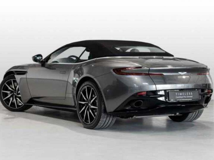 Aston Martin DB11 V8 VOLANTE Magnetic Siver métal - 2