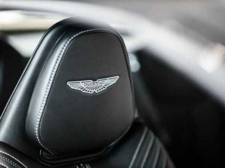 Aston Martin DB11 V8 VOLANTE Magnetic Siver métal - 5
