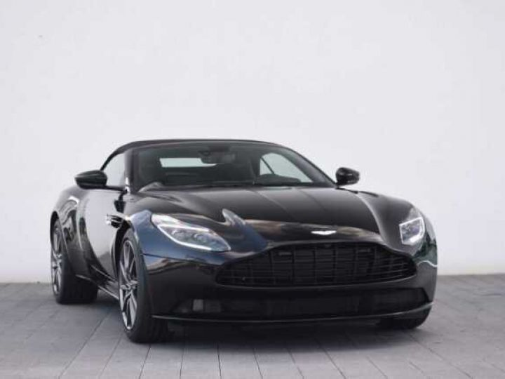 Aston Martin DB11 V8 VOLANTE Onyx Black - 11