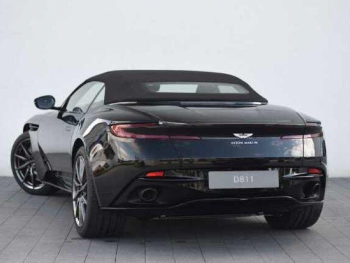Aston Martin DB11 V8 VOLANTE Onyx Black - 12