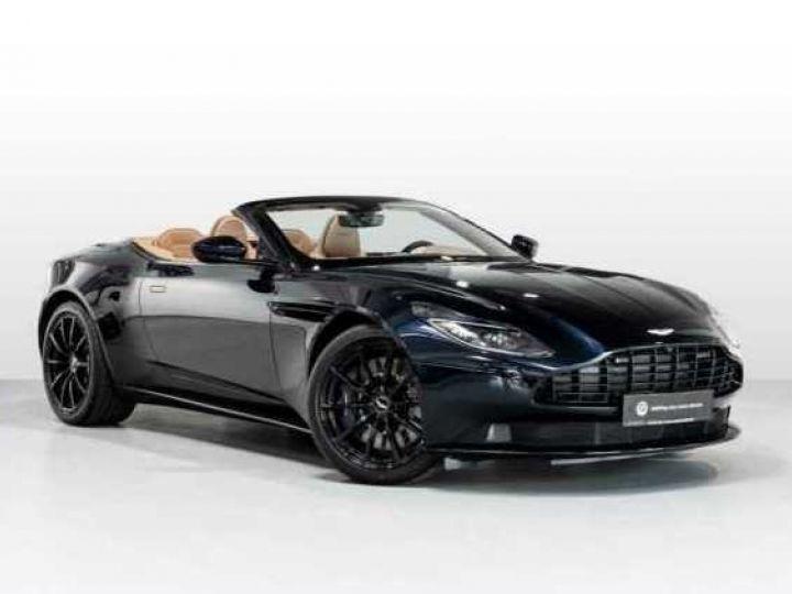 Aston Martin DB11 V8 Volante Ultramarine Black (AML Special - 1