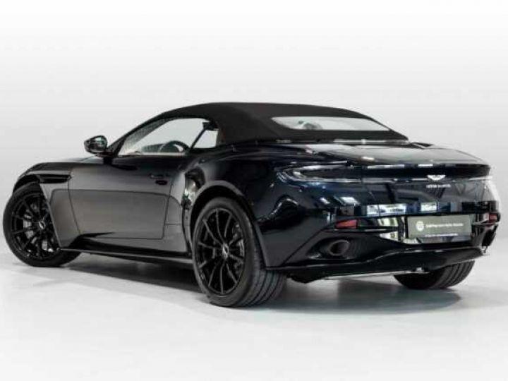 Aston Martin DB11 V8 Volante Ultramarine Black (AML Special - 2