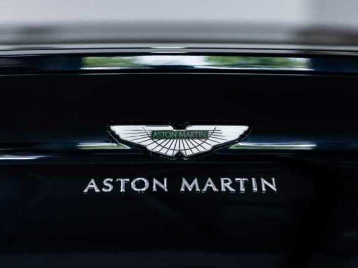 Aston Martin DB11 V8 Volante Ultramarine Black (AML Special - 18