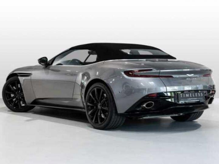 Aston Martin DB11 V8 Volante Hammerhead Silver métal - 2