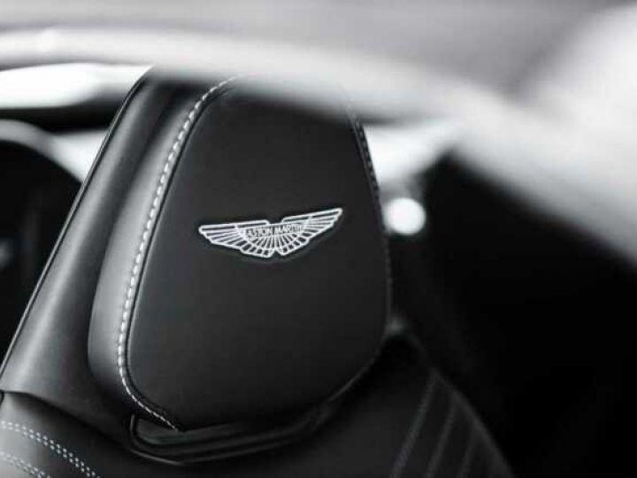 Aston Martin DB11 V8 Volante Hammerhead Silver métal - 7