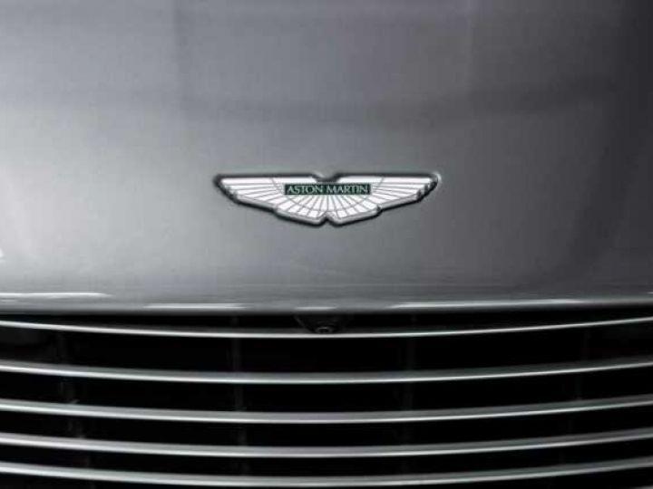 Aston Martin DB11 V8 Volante Hammerhead Silver métal - 13