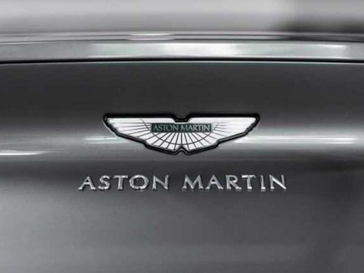 Aston Martin DB11 V8 Volante Hammerhead Silver métal - 16