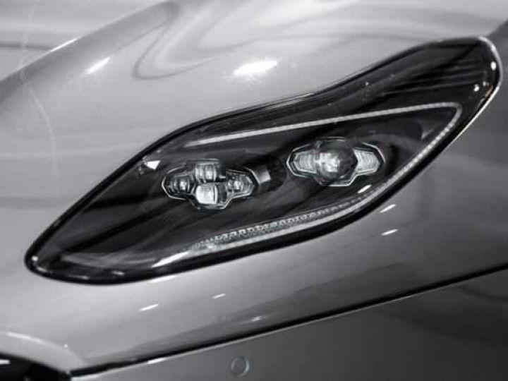 Aston Martin DB11 V8 Volante Hammerhead Silver métal - 17