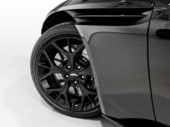 Aston Martin DB11 V8#VOLANTE#BODYPACK BLACK# Special Q Onyx Black - 6