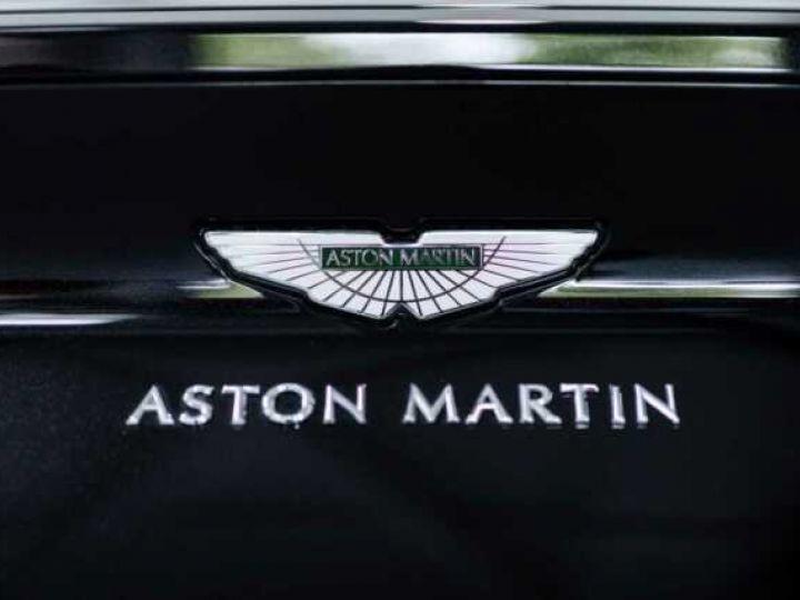 Aston Martin DB11 V8#VOLANTE#BODYPACK BLACK# Special Q Onyx Black - 17