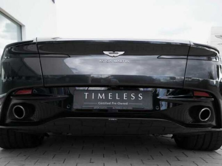 Aston Martin DB11 Volante # Modèle personnalisé Q Paint Céramic Grey métal - 5
