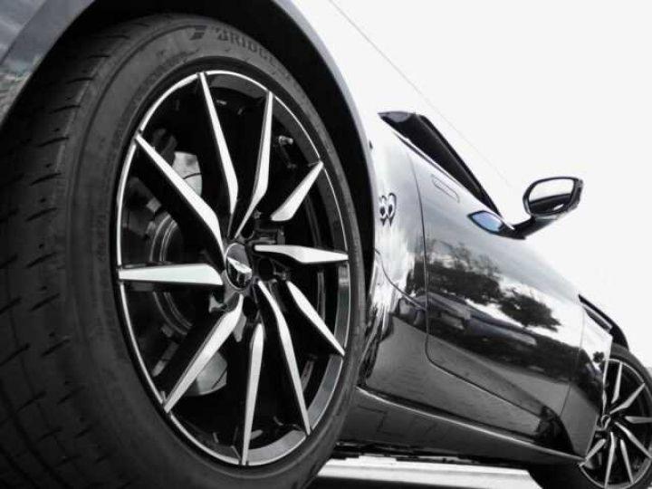 Aston Martin DB11 Volante # Modèle personnalisé Q Paint Céramic Grey métal - 6