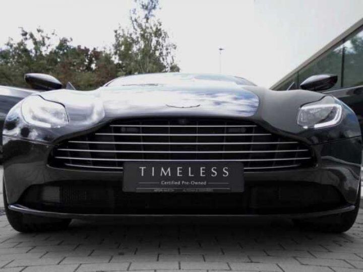 Aston Martin DB11 Volante # Modèle personnalisé Q Paint Céramic Grey métal - 7