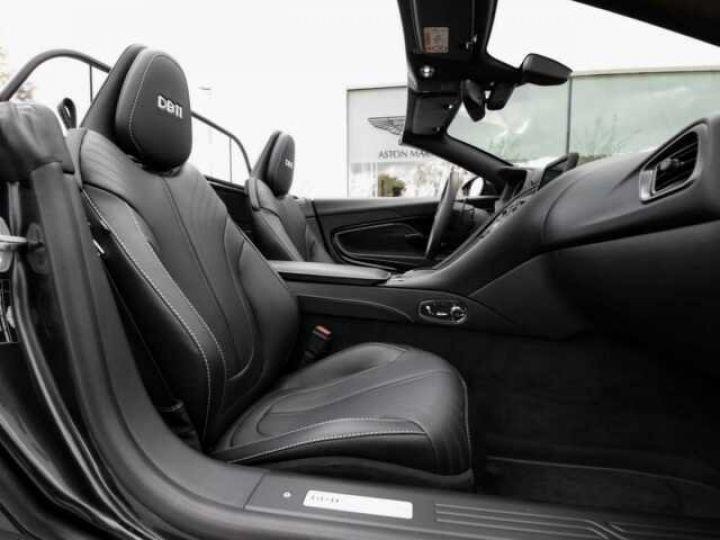 Aston Martin DB11 Volante # Modèle personnalisé Q Paint Céramic Grey métal - 9