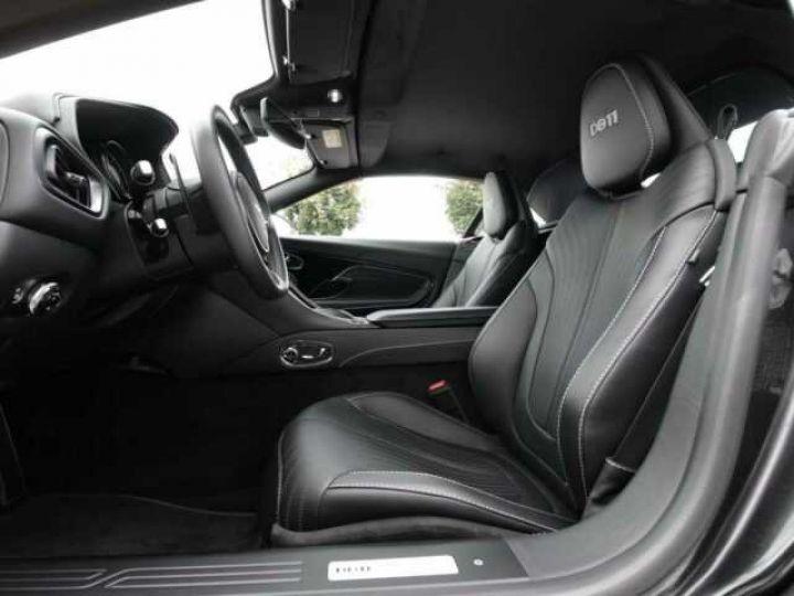 Aston Martin DB11 Volante # Modèle personnalisé Q Paint Céramic Grey métal - 10