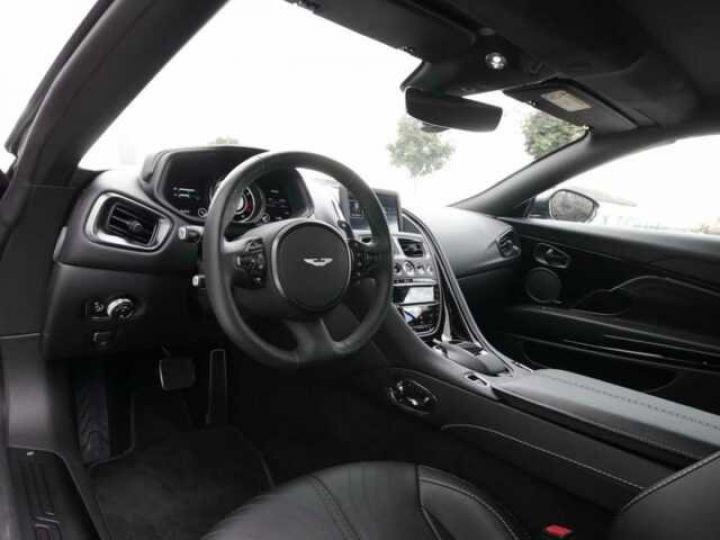 Aston Martin DB11 Volante # Modèle personnalisé Q Paint Céramic Grey métal - 11
