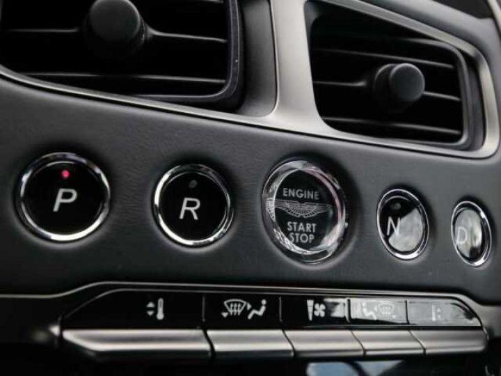 Aston Martin DB11 Volante # Modèle personnalisé Q Paint Céramic Grey métal - 17