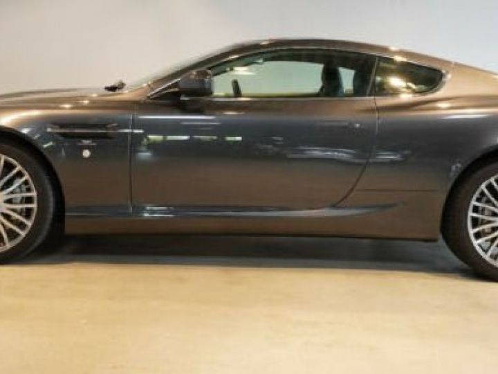 Aston Martin DB9 5.9 V12#seulement 25.000 km Meteorite Grau métal - 7