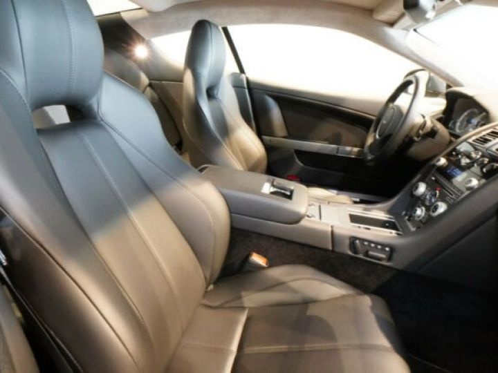 Aston Martin DB9 5.9 V12#seulement 25.000 km Meteorite Grau métal - 9