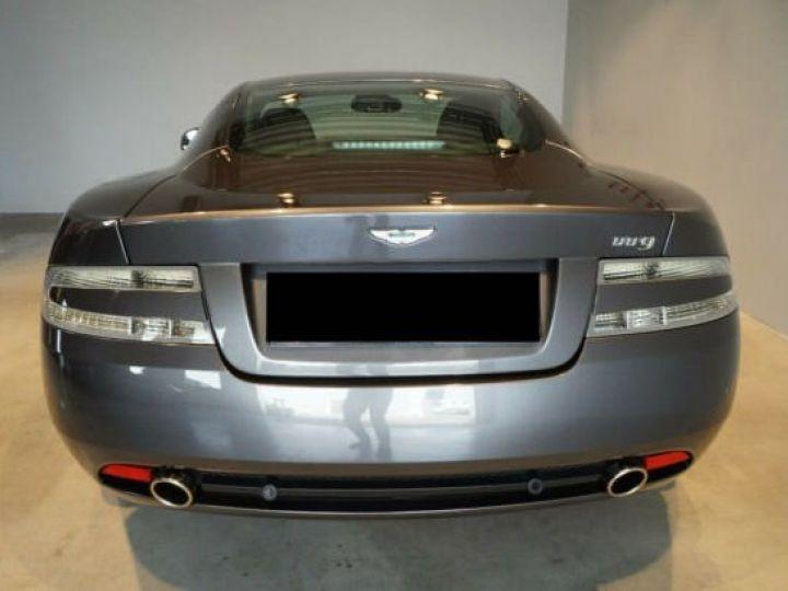 Aston Martin DB9 5.9 V12#seulement 25.000 km Meteorite Grau métal - 12