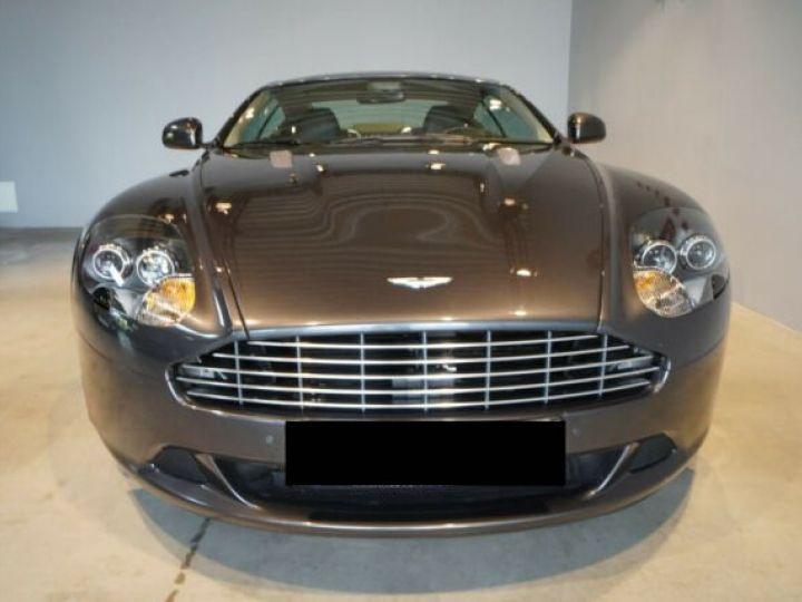 Aston Martin DB9 5.9 V12#seulement 25.000 km Meteorite Grau métal - 13