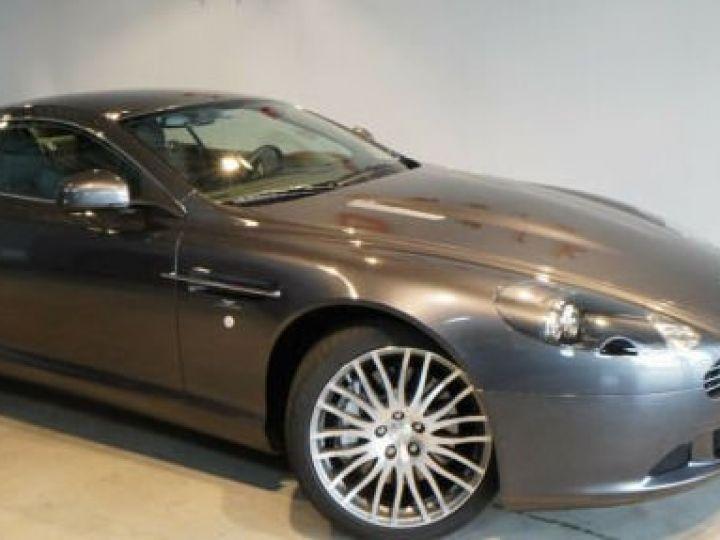 Aston Martin DB9 5.9 V12#seulement 25.000 km Meteorite Grau métal - 18