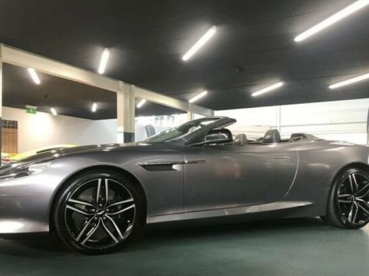 Aston Martin DB9 6.0 Volante GT Touchtronic 2 Tungsten silver - 1