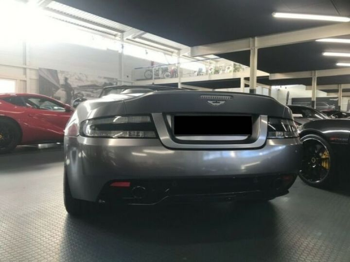 Aston Martin DB9 6.0 Volante GT Touchtronic 2 Tungsten silver - 3