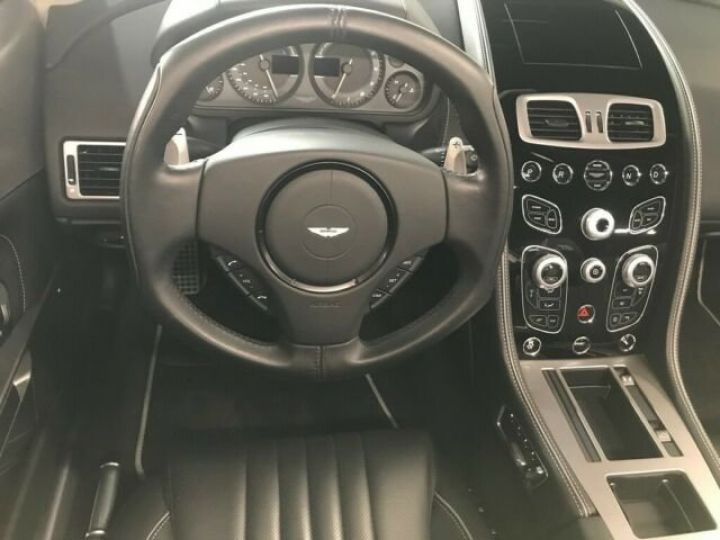 Aston Martin DB9 6.0 Volante GT Touchtronic 2 Tungsten silver - 8
