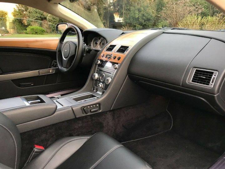 Aston Martin DB9 COUPE 5.9 V12 477 TOUCHTRONIC noir métal - 3