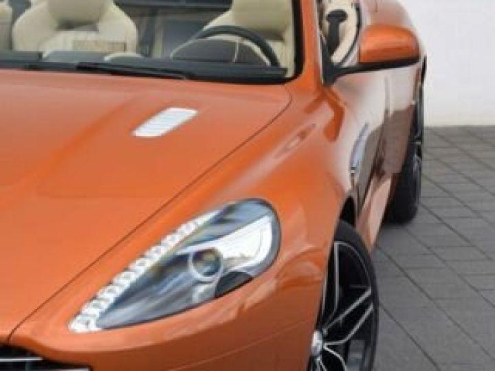Aston Martin DB9 GT Volante Madagascar Orange métal - 5