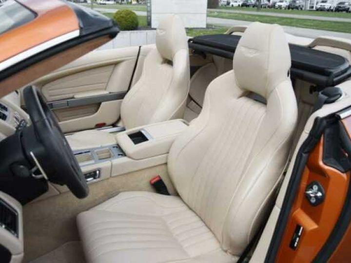 Aston Martin DB9 GT Volante Madagascar Orange métal - 6