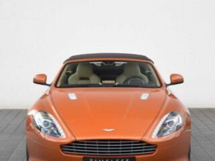 Aston Martin DB9 GT Volante Madagascar Orange métal - 14