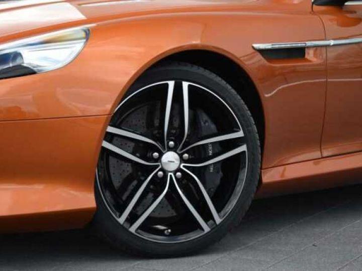 Aston Martin DB9 GT Volante Madagascar Orange métal - 15