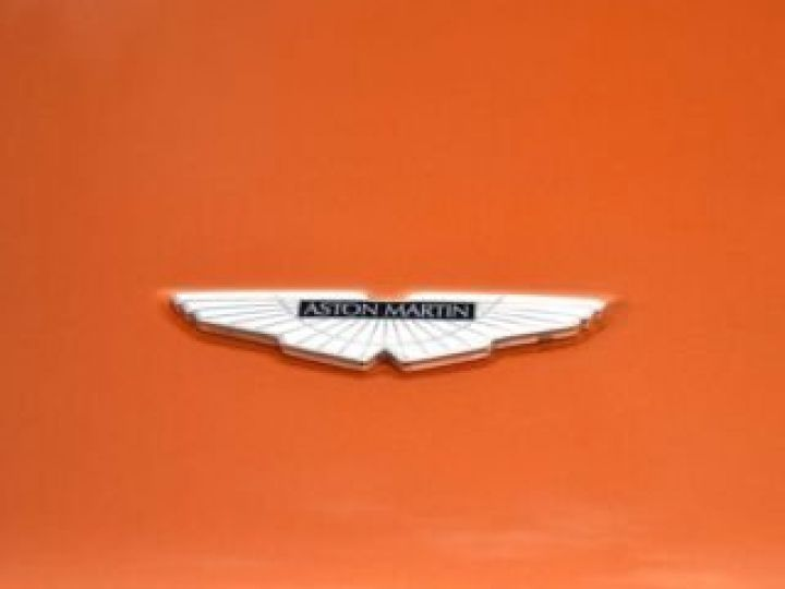 Aston Martin DB9 GT Volante Madagascar Orange métal - 16