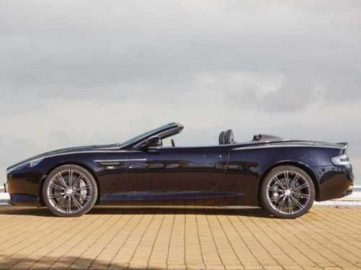 Aston Martin DB9 V12 5.9 517CH TOUCHTRONIC II NOIR Occasion - 3
