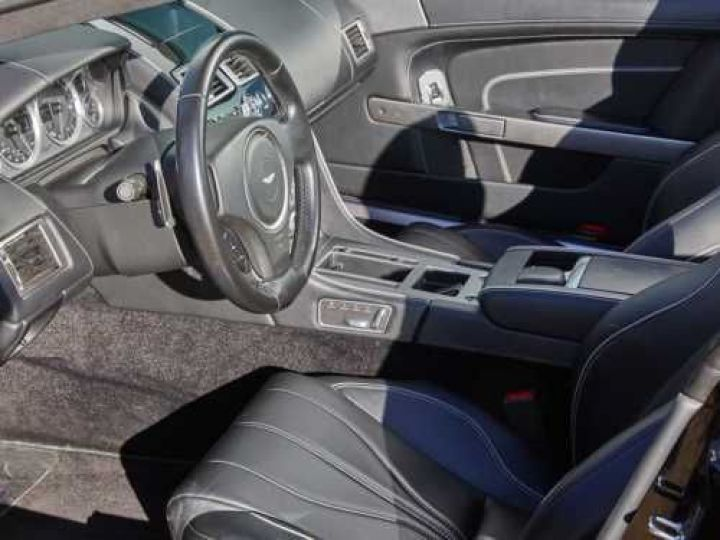 Aston Martin DB9 V12 5.9 517CH TOUCHTRONIC II NOIR Occasion - 13