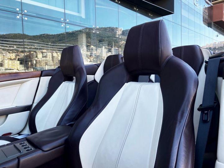 Aston Martin DB9 V12 VOLANTE 455 CV - MONACO GRIS METAL - 8