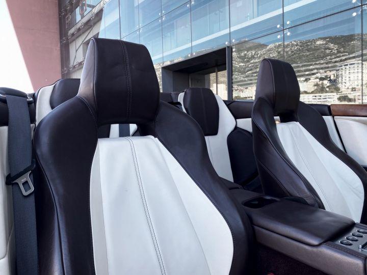 Aston Martin DB9 V12 VOLANTE 455 CV - MONACO GRIS METAL - 9