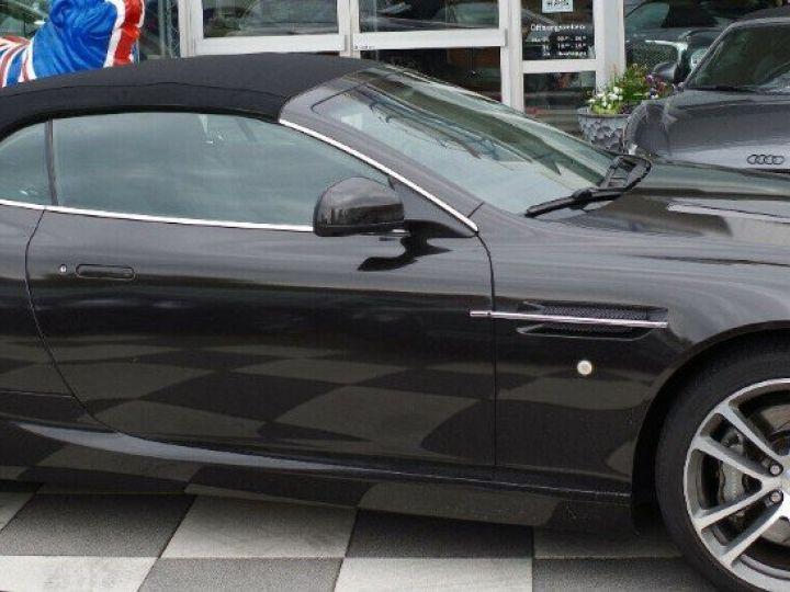 Aston Martin DB9 VOLANTE 5.9 V12 477 TOUCHTRONIC (06/2011) gris foncé métal - 2