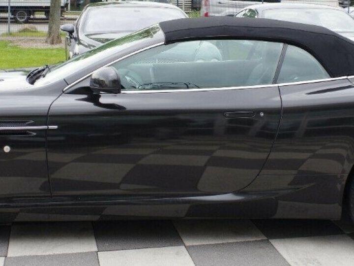 Aston Martin DB9 VOLANTE 5.9 V12 477 TOUCHTRONIC (06/2011) gris foncé métal - 3
