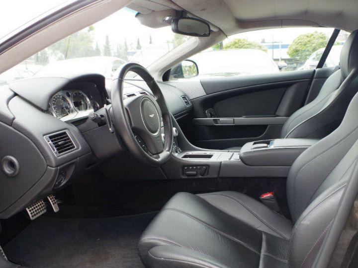 Aston Martin DB9 VOLANTE 5.9 V12 477 TOUCHTRONIC (06/2011) gris foncé métal - 10