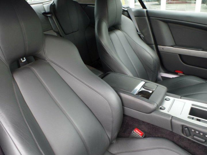 Aston Martin DB9 VOLANTE 5.9 V12 477 TOUCHTRONIC (06/2011) gris foncé métal - 11